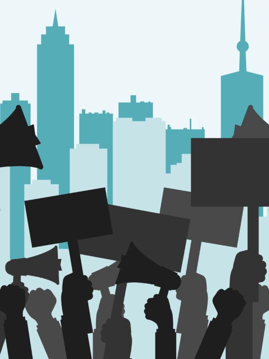 Laberinto de la política corporativa