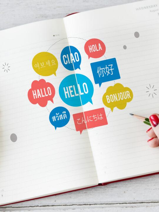 Quiero aprender un nuevo idioma, ¿Cómo empiezo?