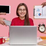 Mujer multitask: la clave del éxito
