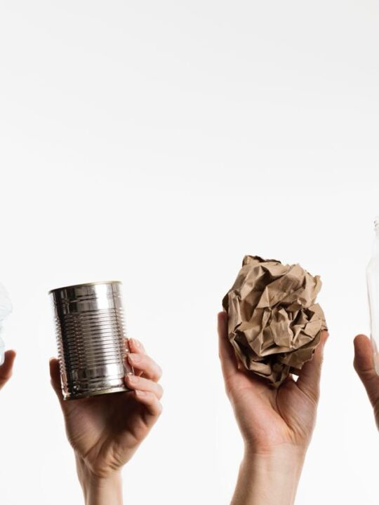 ¿Cómo reciclar en casa y no morir en el intento?