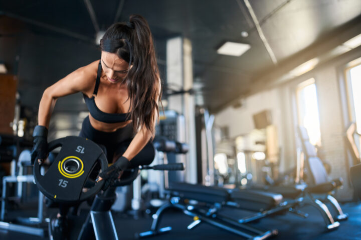 El gimnasio, ¿antes, durante o después del trabajo?